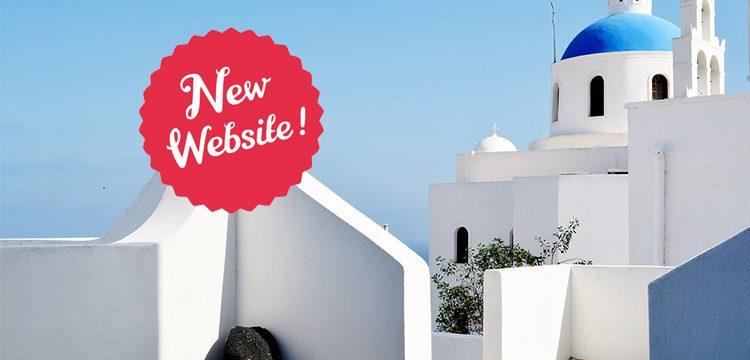 Νέο website!